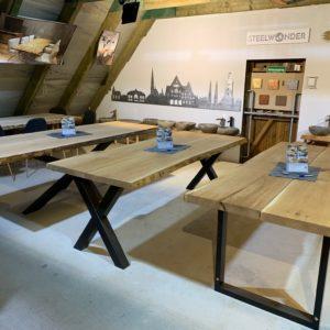 Tischgestelle & Kufen